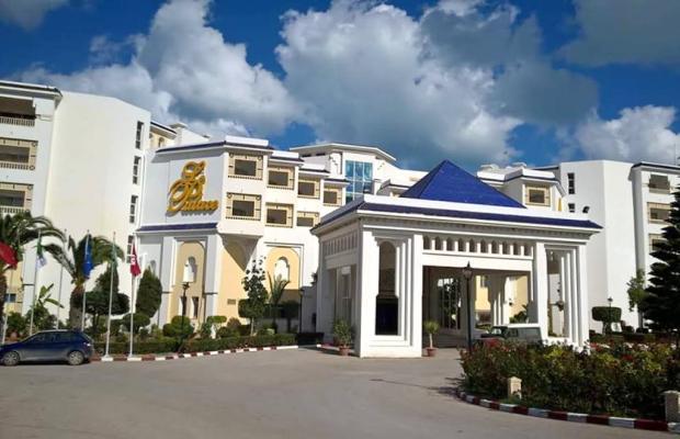 фотографии отеля Abou Nawas Le Palace изображение №27