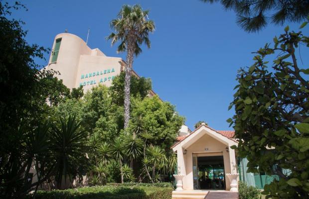 фотографии отеля Mandalena Hotel Apartments изображение №15