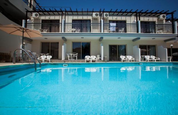 фотографии отеля Crystallo Apartments изображение №15