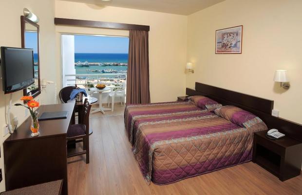 фотографии отеля Okeanos Beach Hotel изображение №3