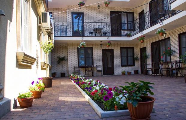 фото отеля Райский дворик (Rayskiy dvorik) изображение №1