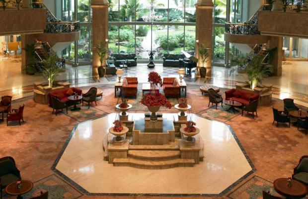 фотографии отеля Le Royal Meridien Chennai изображение №3
