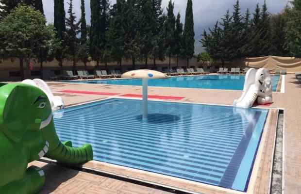 фотографии Tac'un Nisa Resort Tekirova (ex. Larissa Club Saphire; Jeans Club Hotels Saphire) изображение №40