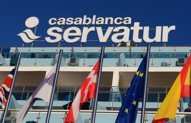 фото Hotel Servatur Casablanca изображение №26