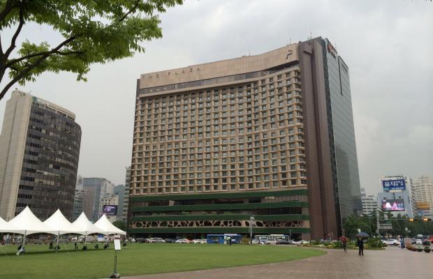 фото отеля THE PLAZA Seoul, Autograph Collection (ex. Seoul Plaza Hotel) изображение №5
