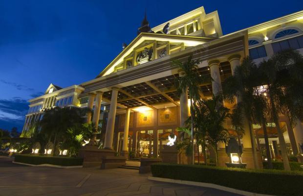 фотографии отеля Pacific Hotel & Spa изображение №7