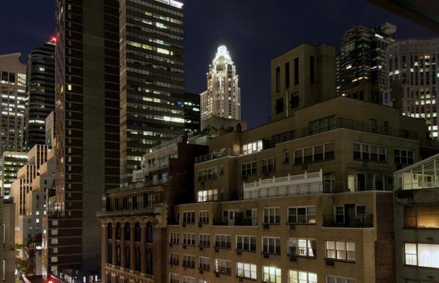 фотографии отеля Carvi Hotel New York изображение №7