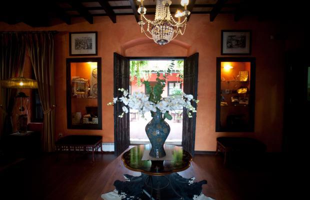 фотографии отеля La Casona de Calderon изображение №27