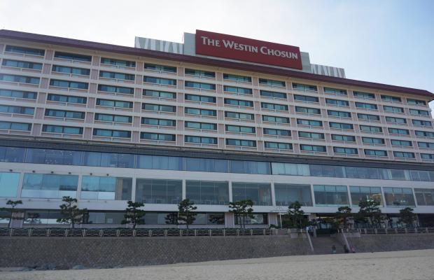 фотографии Westin Chosun Busan изображение №32