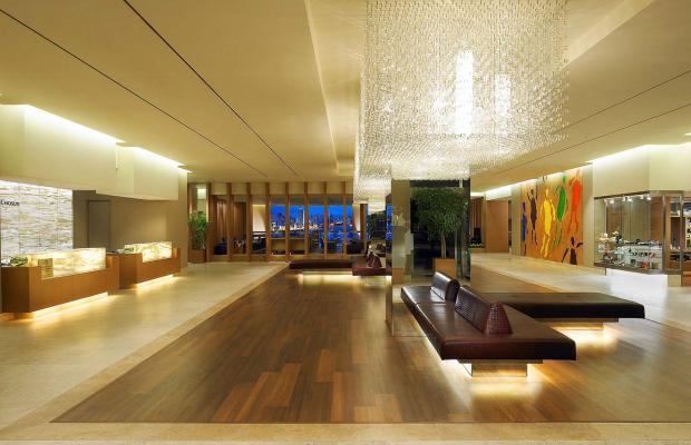 фотографии отеля Westin Chosun Busan изображение №11