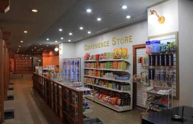 фотографии отеля Gyeongju Kolon изображение №39