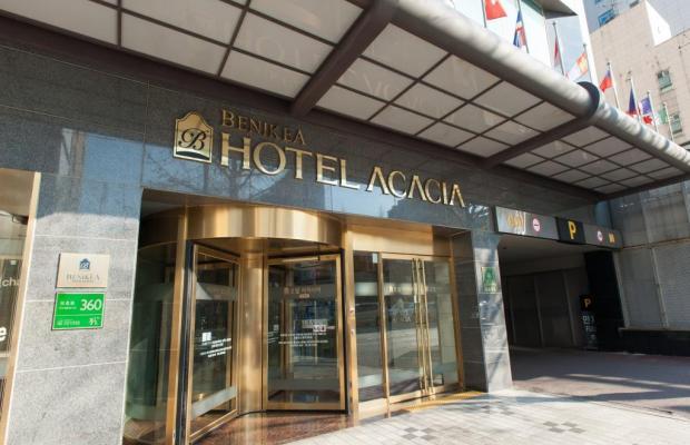 фотографии отеля Benikea Hotel Acacia изображение №27