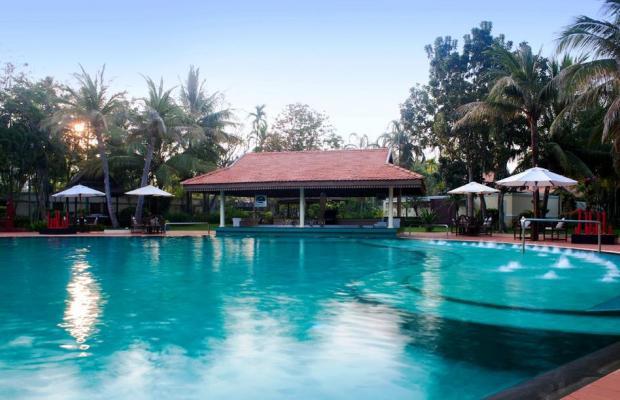фотографии Sofitel Angkor Phokeethra Golf and Spa Resort Hotel изображение №8