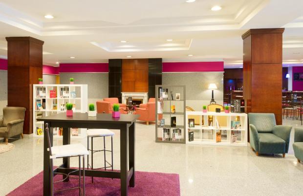 фотографии отеля Tryp Jerez изображение №11