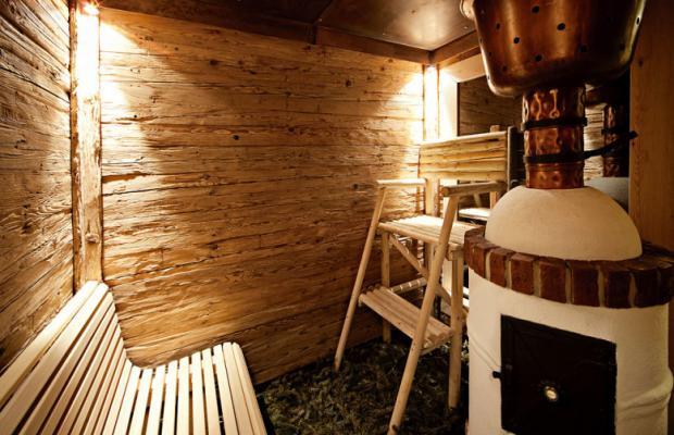 фотографии отеля Copperhill Mountian Lodge изображение №27