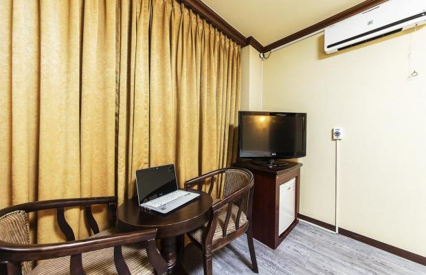 фотографии отеля Jamsil Tourist Hotel изображение №15