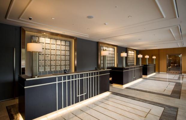 фотографии отеля Millennium Seoul Hilton изображение №23