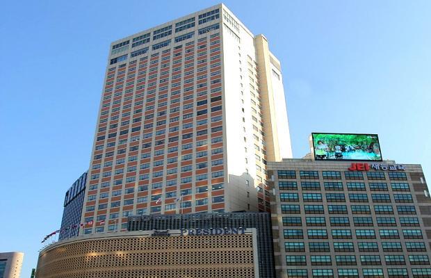фото отеля Hotel President изображение №1