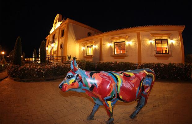 фотографии отеля Hacienda Real Los Olivos изображение №3