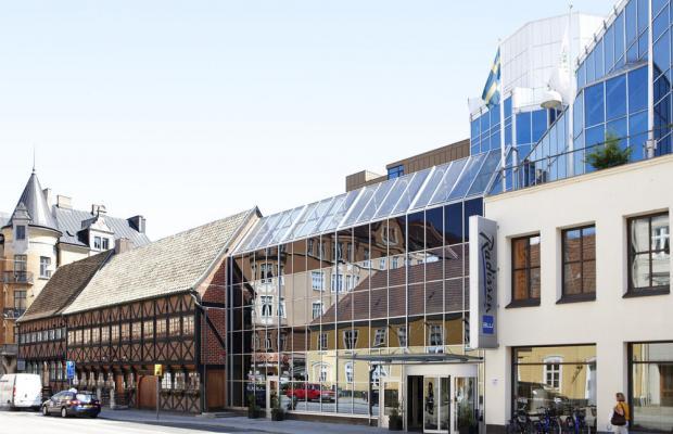 фото отеля Radisson Blu Hotel Malmo (ех. Radisson SAS Malmo) изображение №1