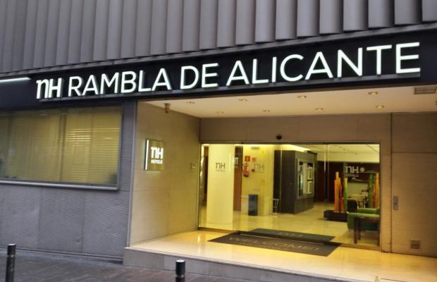 фото отеля NH Rambla de Alicante (ex. NH Crystal) изображение №1
