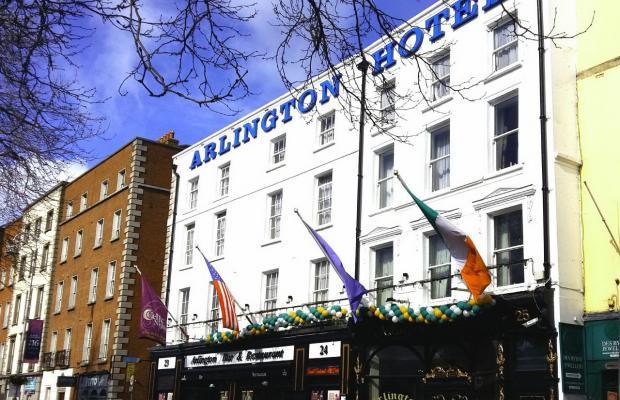 фото отеля Arlington Hotel O`Connell Bridge изображение №1