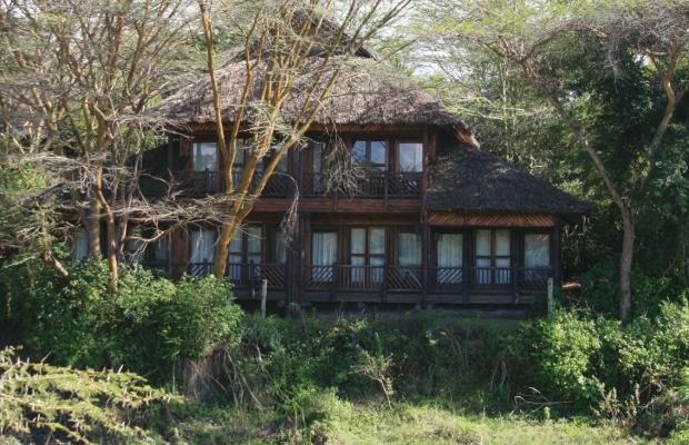 фотографии отеля Mara Simba Lodge изображение №15