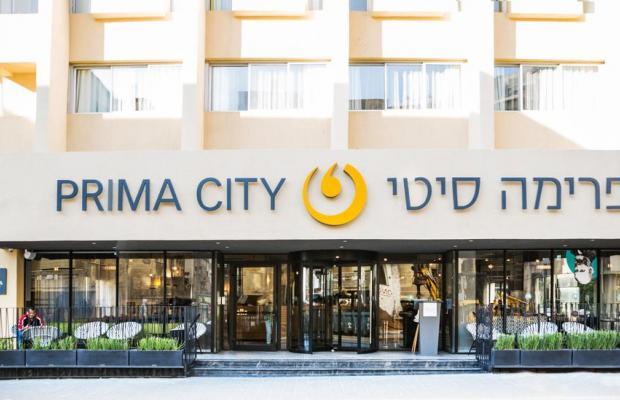 фото отеля Prima City Hotel Tel Aviv (еx. Atlas City Hotel) изображение №1