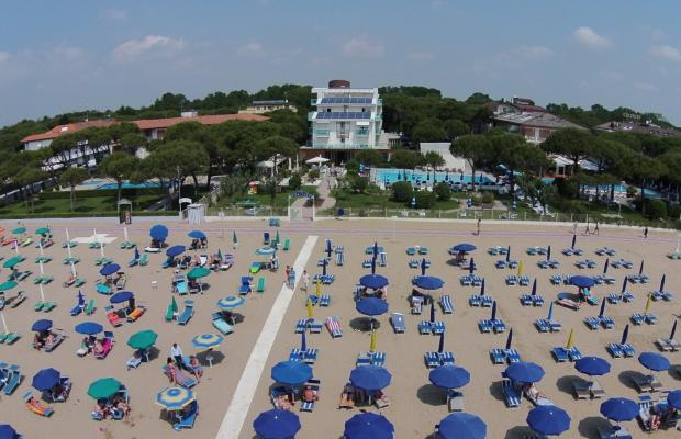 фотографии отеля Park Hotel Ermitage изображение №7
