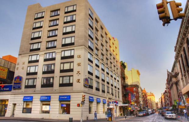 фото отеля Best Western Bowery Hanbee Hotel изображение №1