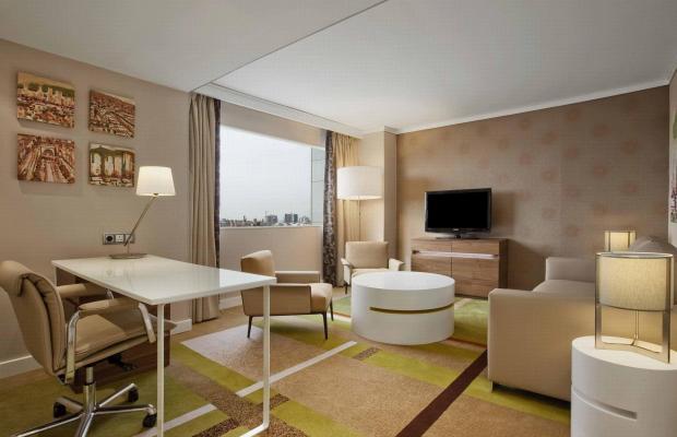 фотографии отеля Hilton Barcelona изображение №31