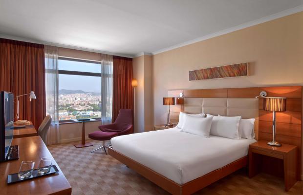 фотографии отеля Hilton Diagonal Mar Barcelona изображение №55