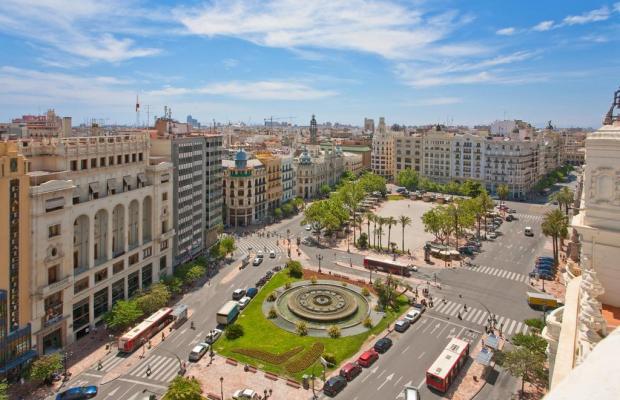 фото отеля Melia Plaza Valencia изображение №17