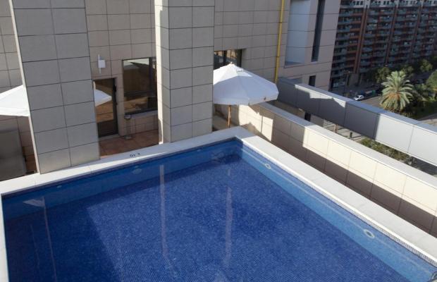 фотографии отеля Valencia Center изображение №3