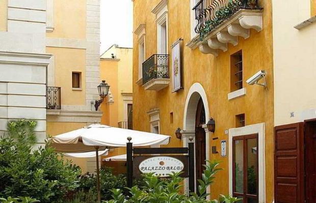 фотографии отеля Hotel Residence Palazzo Baldi изображение №19