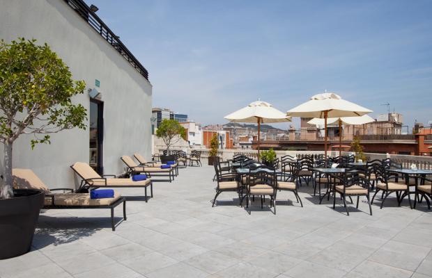 фотографии отеля Hotel Barcelona Center изображение №3