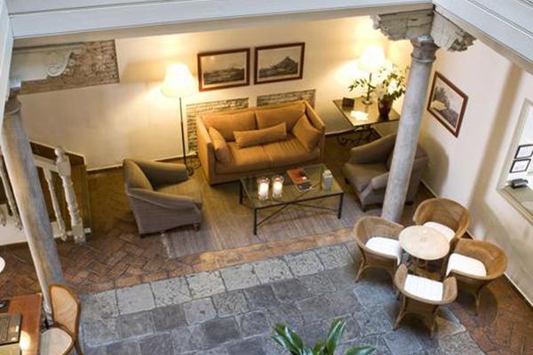 фотографии отеля Palacio de los Navas изображение №11