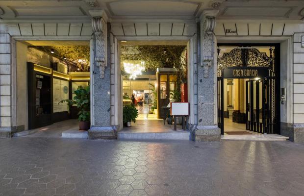 фото отеля Hostal Casa Gracia изображение №1