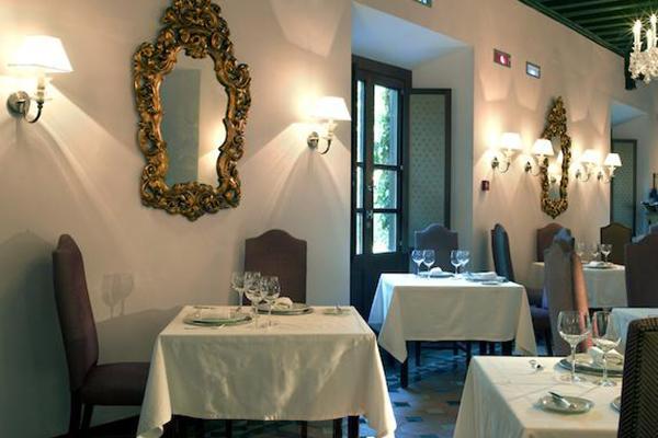 фотографии отеля Parador de Granada изображение №19