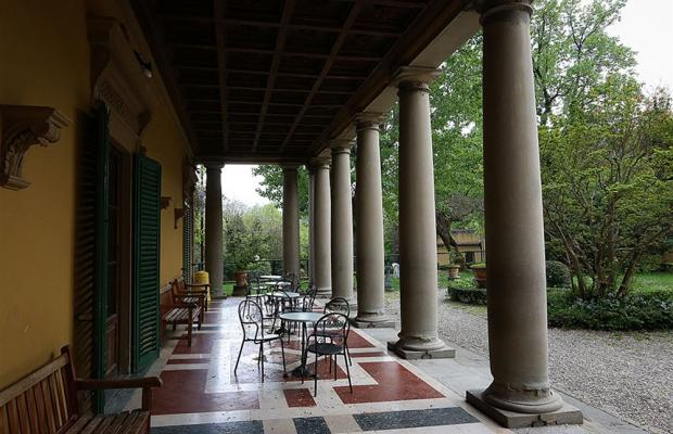 фотографии отеля  VILLA CAMERATA изображение №3
