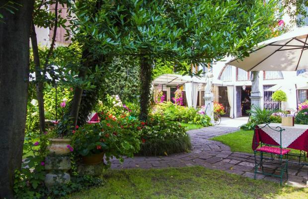 фотографии отеля Hotel Palazzo Abadessa изображение №11