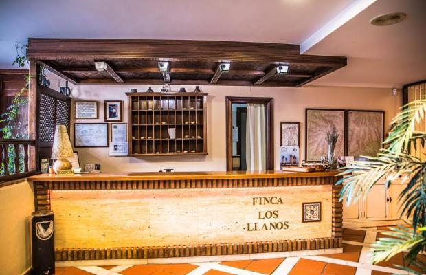 фото отеля Finca Los Llanos Capileira изображение №21