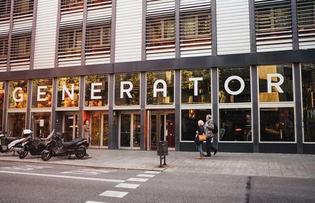 фотографии Generator Hostel Barcelona изображение №4