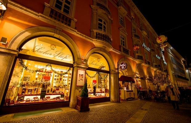 фотографии отеля Stadt Hotel Citta изображение №7
