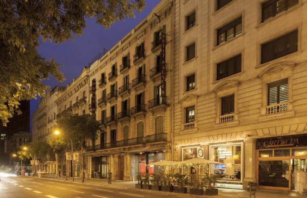 фотографии отеля Petit Palace Barcelona изображение №15