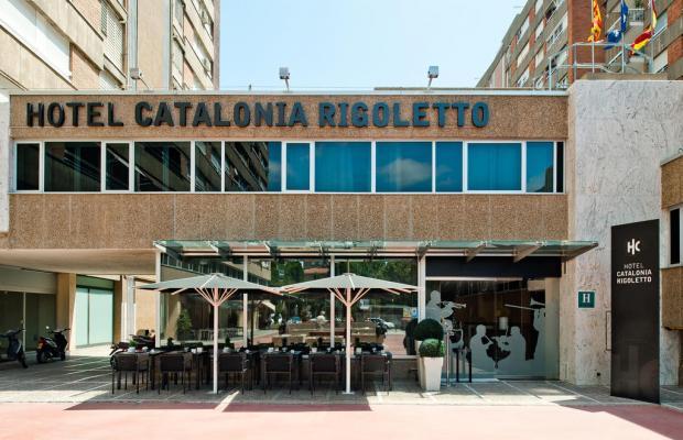 фотографии отеля Catalonia Rigoletto изображение №31