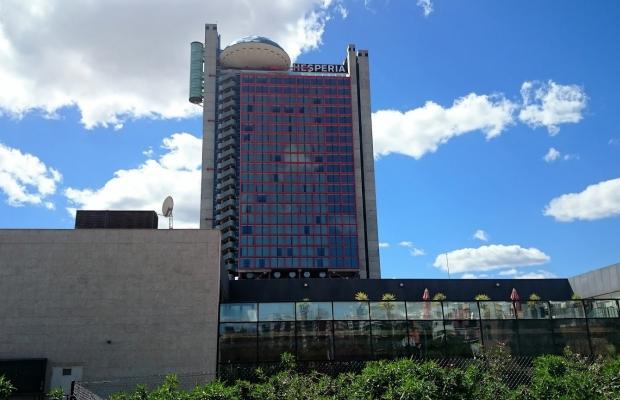 фото отеля Hotel Hesperia Fira Suites изображение №1