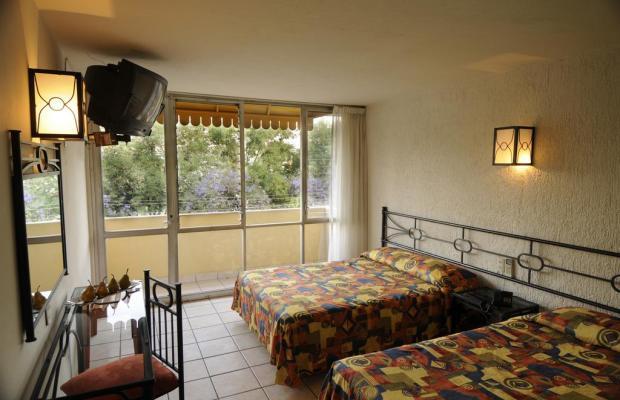 фотографии отеля Arboledas Expo изображение №19