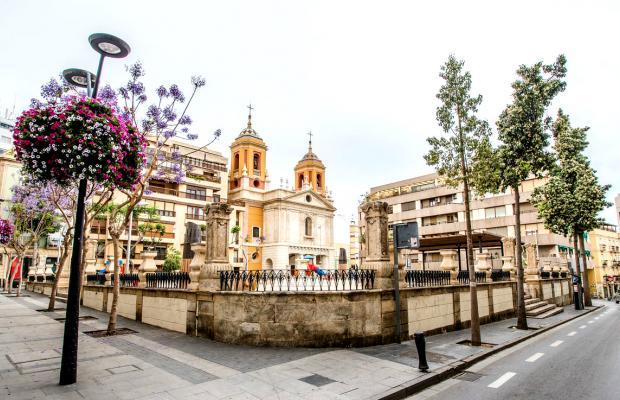 фотографии отеля Marriott AC Hotel Almeria изображение №3