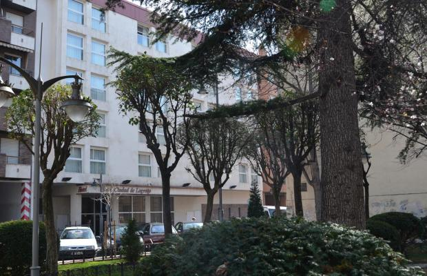 фотографии отеля Hotel Ciudad De Logrono изображение №3